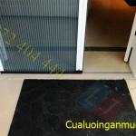 Đặc điểm cửa lưới chống muỗi dạng xếp
