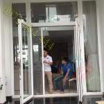 Lắp đặt cửa lưới chống muỗi tại quận Gò Vấp