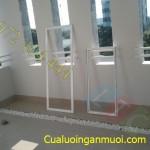 Cửa lưới chống côn trùng cho nhà xưởng