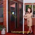 Lắp đặt cửa lưới chống muỗi quận Bình Tân