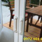 Dịch vụ thi công cửa lưới chống muỗi chất lượng