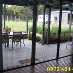 Dịch vụ lắp đặt cửa lưới chống muỗi tại nhà