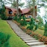 Biệt thự vườn trên đồi cao