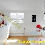 Cửa lưới chống muỗi dành cho phòng bếp