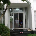 Cửa lưới chống muỗi tại Kon Tum
